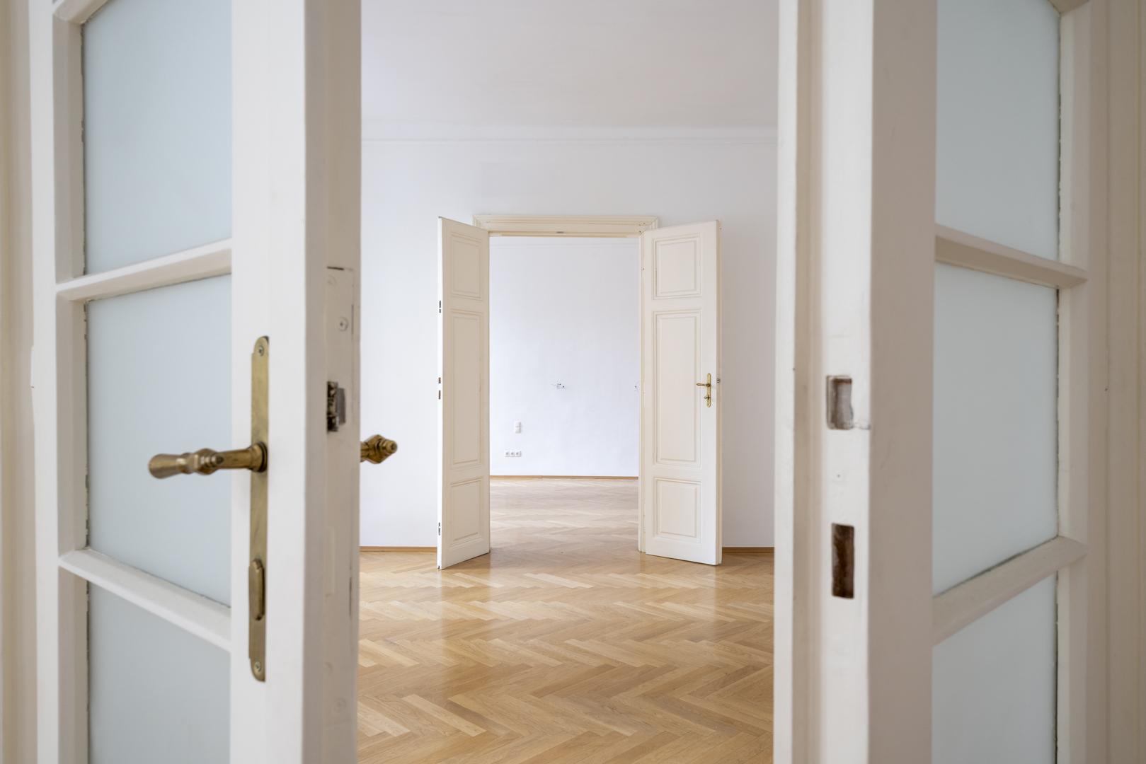 Immobilienfotografie Wohnungsräume Wien von Fotograf Michael Pinzolits