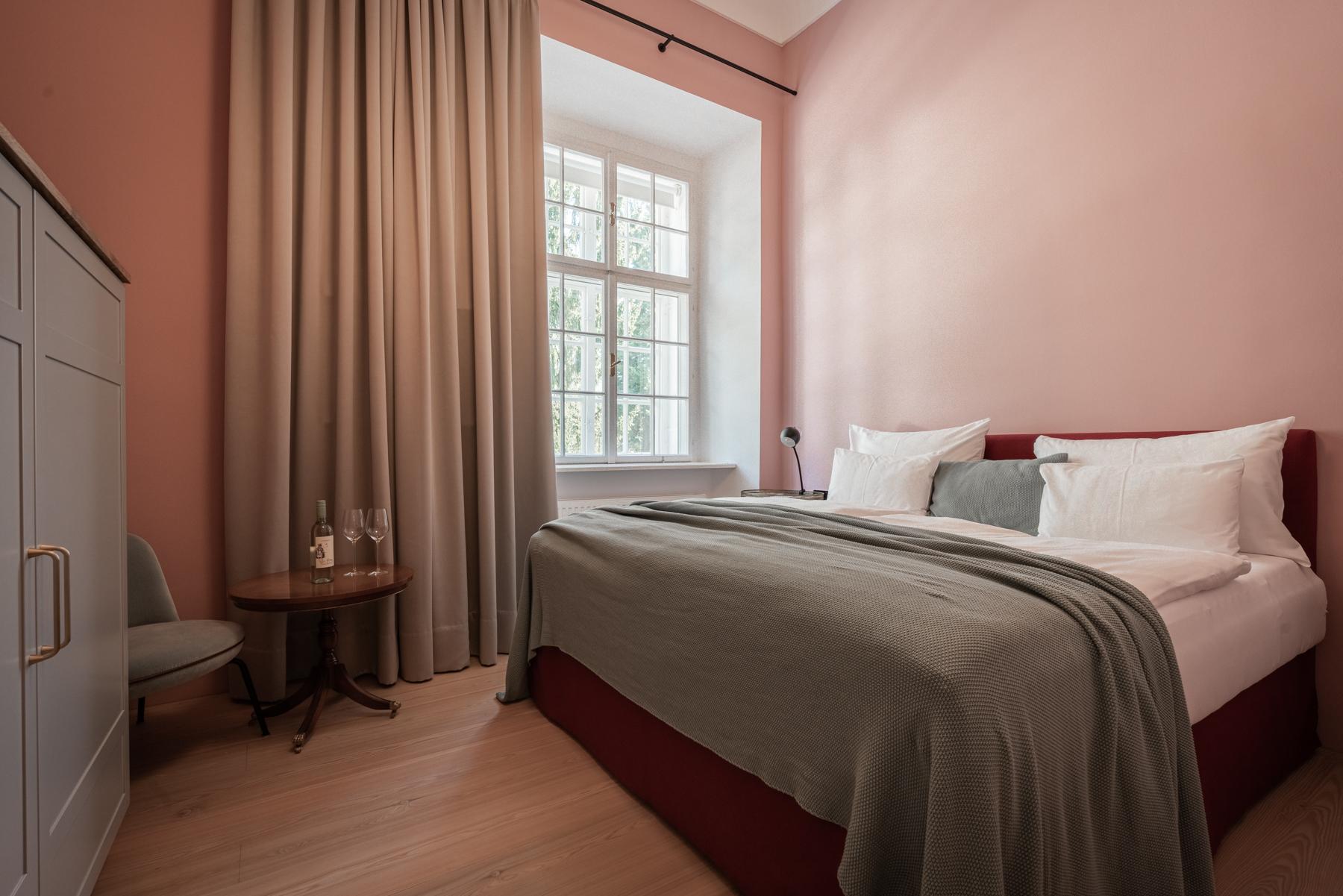 Hotel zum Oberjäger im Schloss Lackenbach