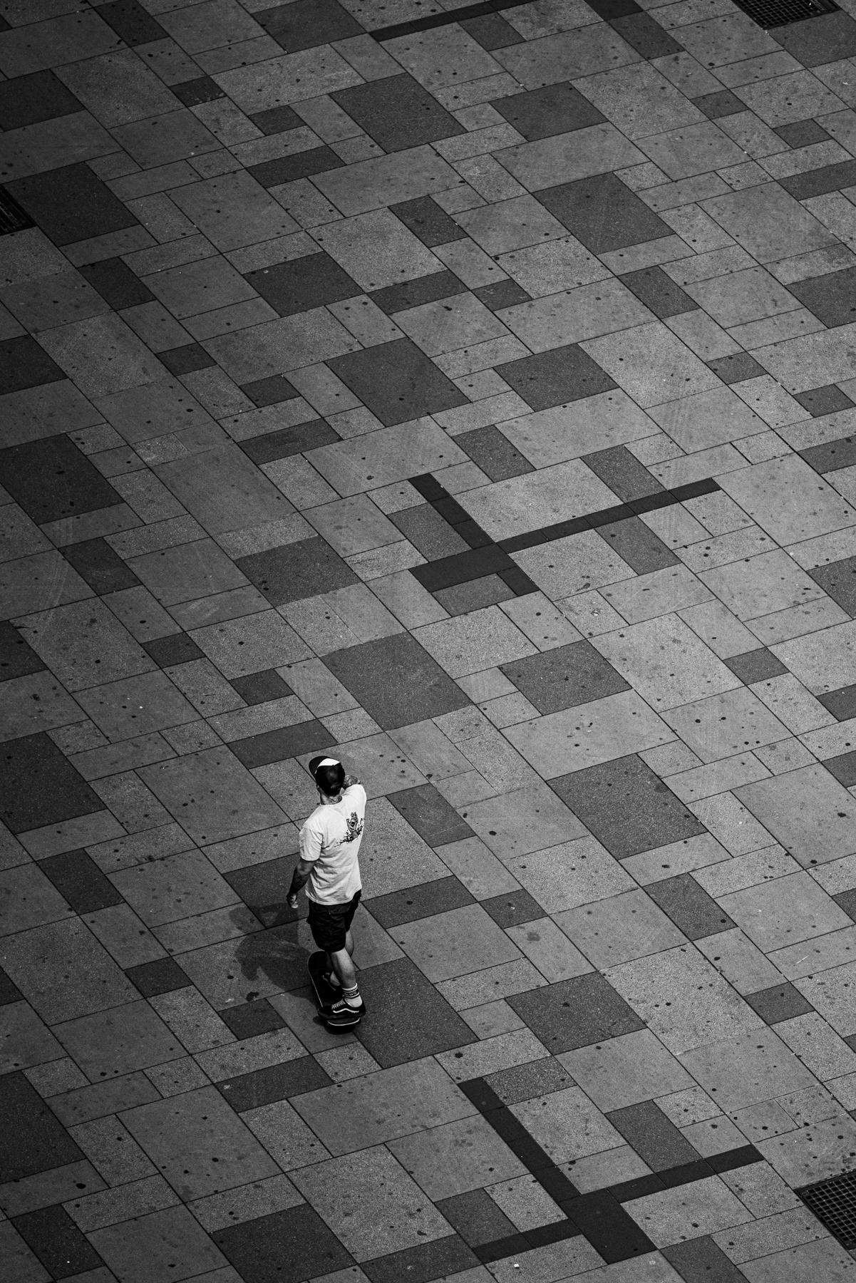 Ein bissl Streetphotography