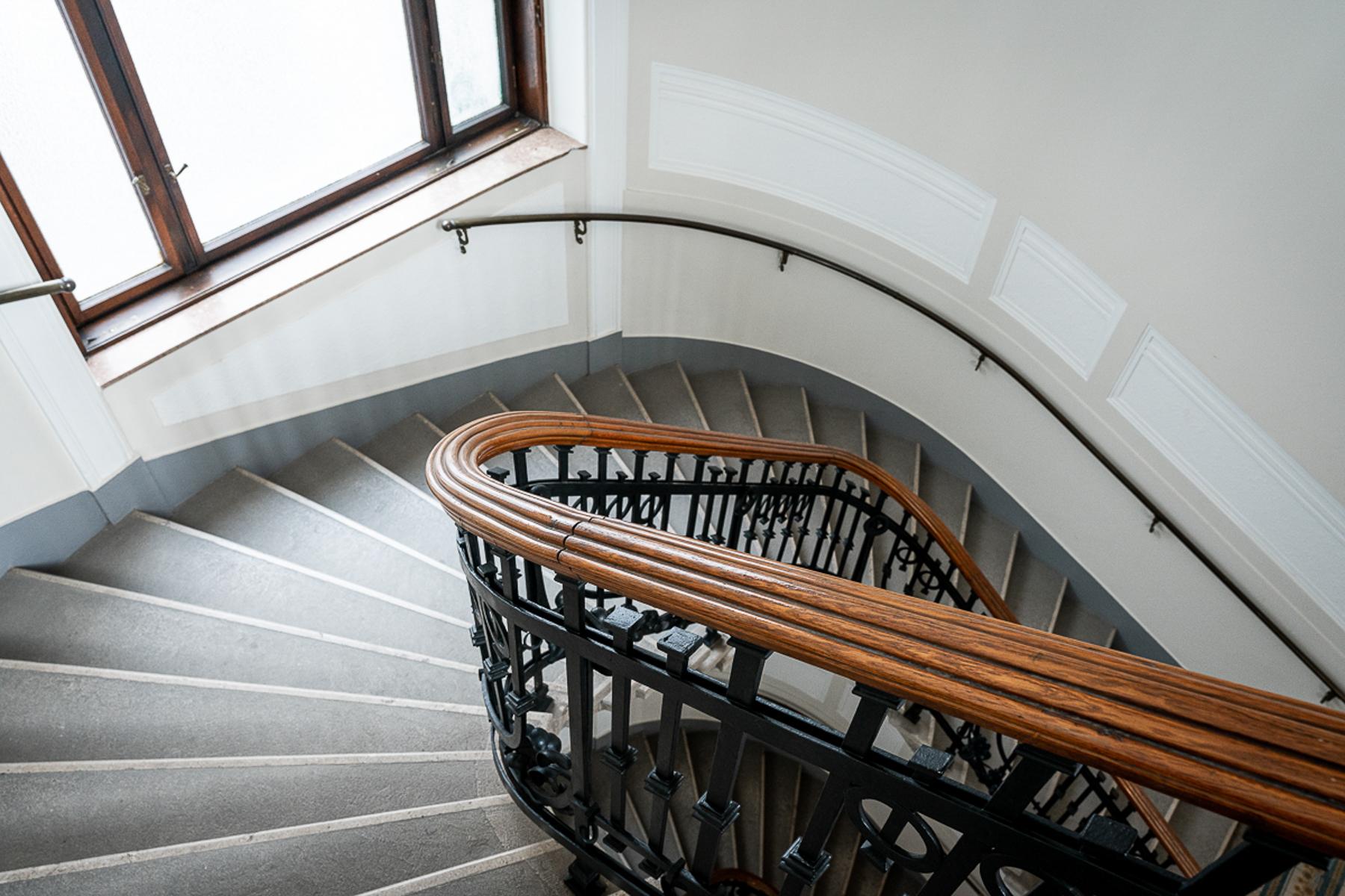 Stiegenhaus Wien